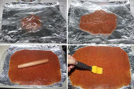猪肉脯制作方法
