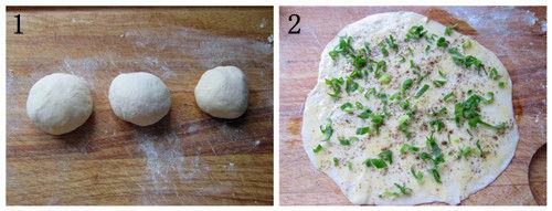 鸡蛋灌饼做法