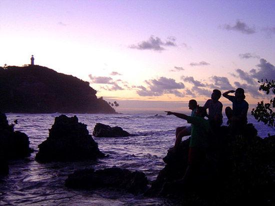 圣保罗莫罗群岛