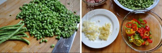 橄菜豇豆碎做法