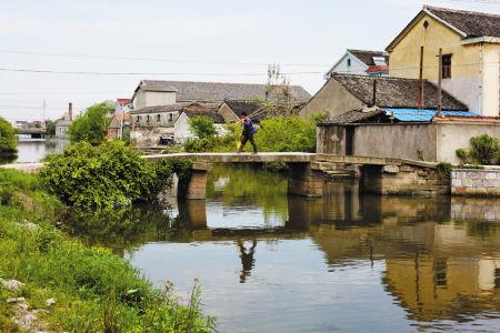 狮山桥(朱永宁 摄影)