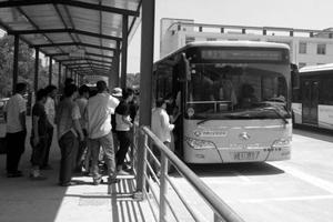 宁波市区到慈溪公交线路开通