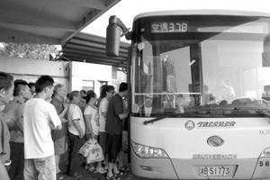 去慈溪市区中途要换乘 市民大呼不方便