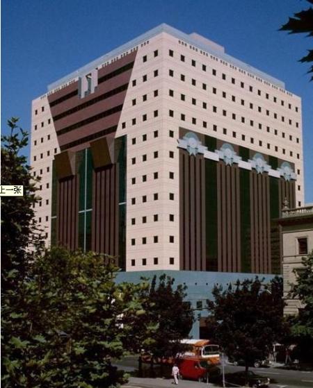 美国波特兰大楼