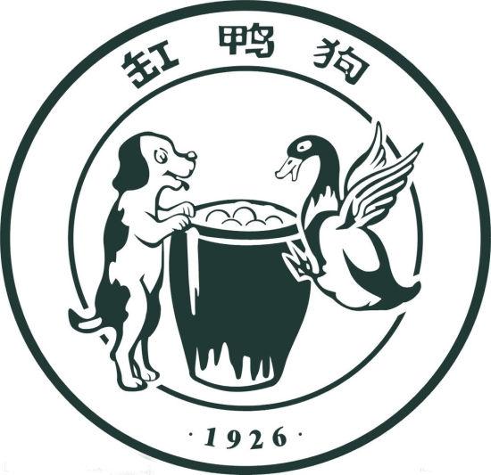 缸鸭狗标识