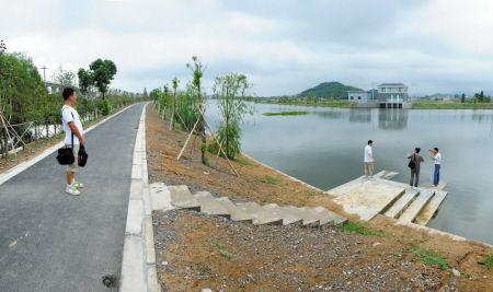 姚江东排江北段工程将完工 可有效疏导山区洪水