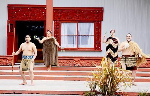 毛利人传统民居
