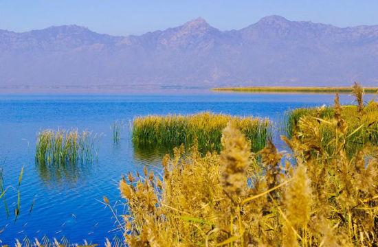 希拉穆仁草原,库布齐沙漠