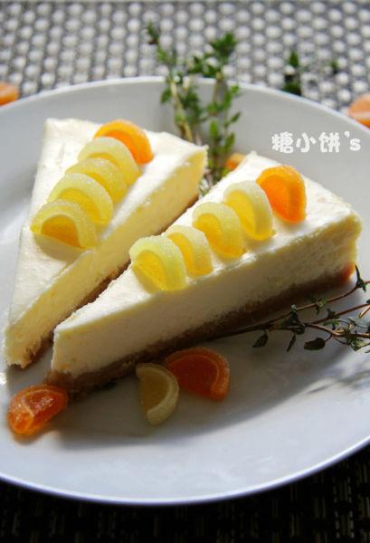 柠檬重乳酪