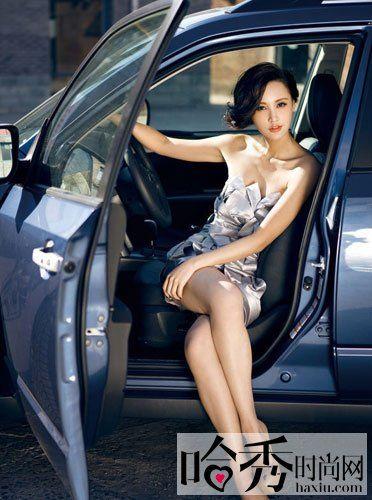 张歆艺透露自己其实也一直在做瘦身运动