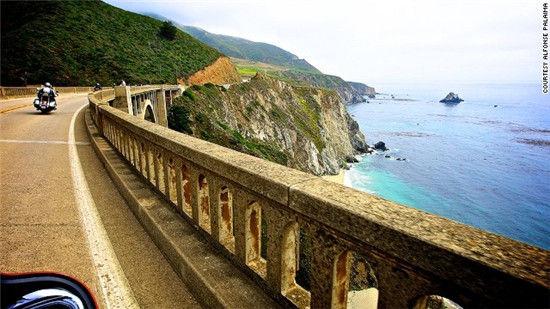 太平洋海岸公路线