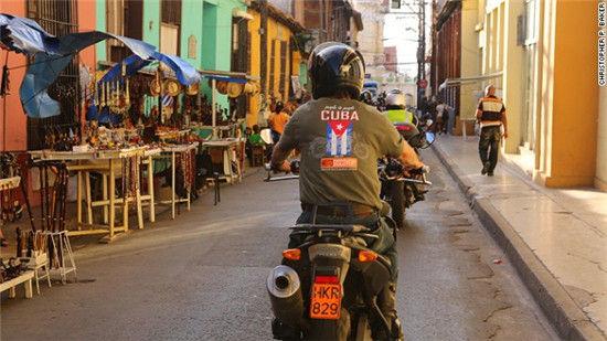古巴格瓦拉线