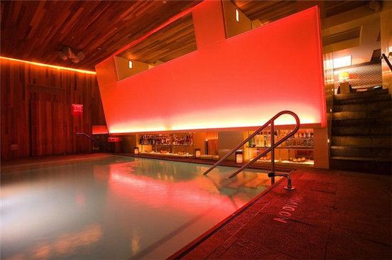 纽约格雷斯酒店泳池