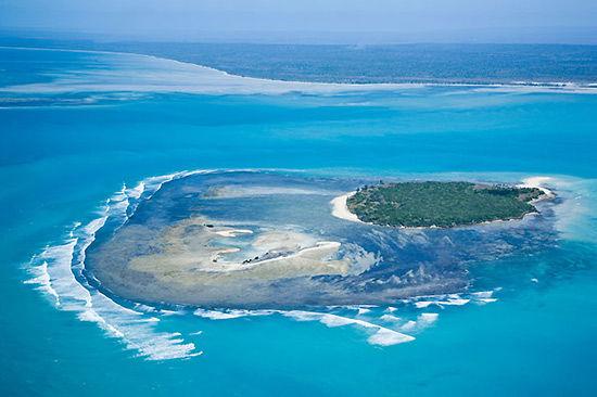 莫桑比克的基林巴群岛