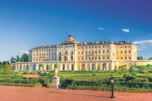 康斯坦丁宫外景