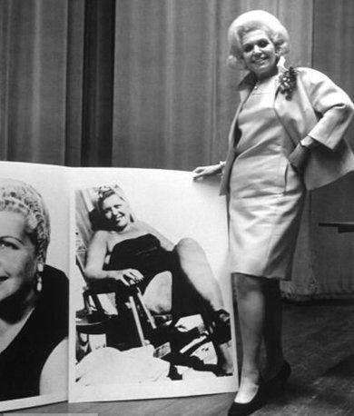 追求纤细不停步盘点60年代欧美女人瘦身辛酸史