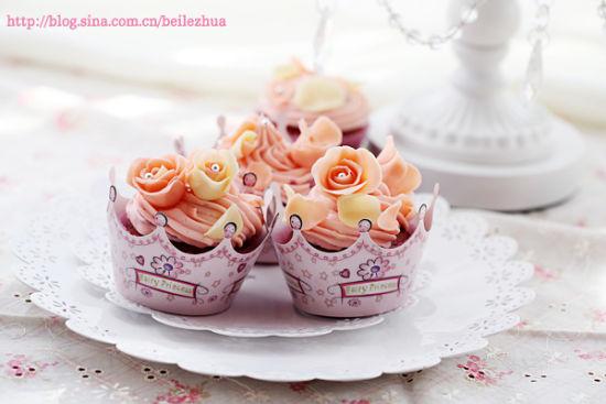 玫瑰丝绒蛋糕