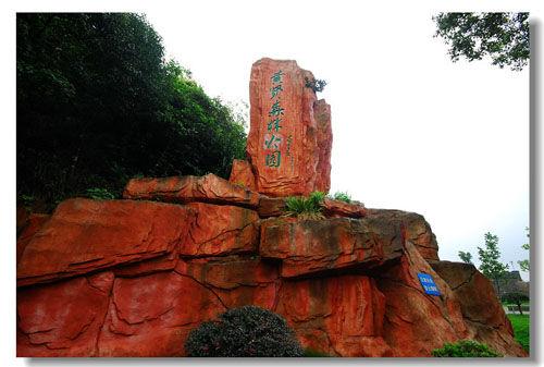 黄贤森林公园
