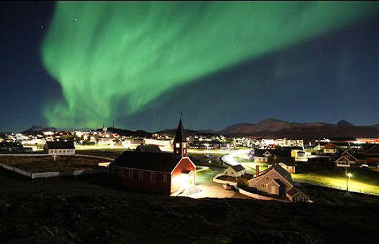 丹麦格陵兰岛