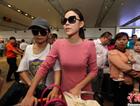 部分滞留韩国海娜号中国乘客返回北京