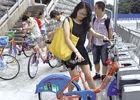 宁波公共自行车今日开骑