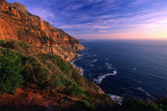 南非的西开普省