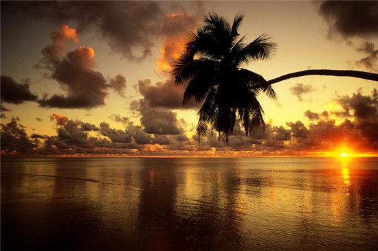 库克群岛的爱图塔基