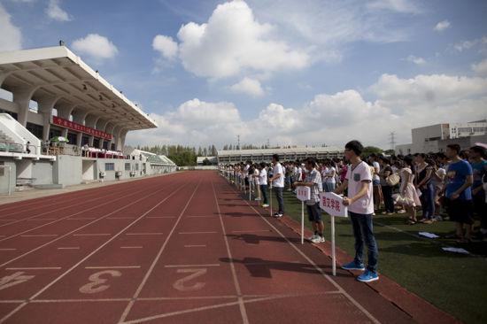 宁波大学隆重举行2013级新生开学典礼