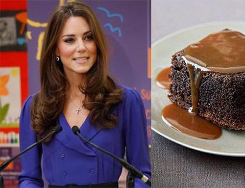太妃糖布丁是凯特王妃的最爱