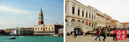 水城威尼斯以及城内的叹气桥