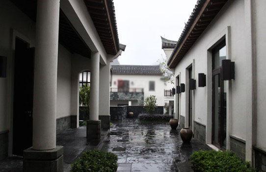 柏悦酒店中餐厅