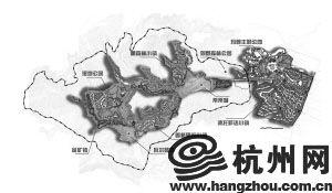 桃源湾四明山谷项目规划