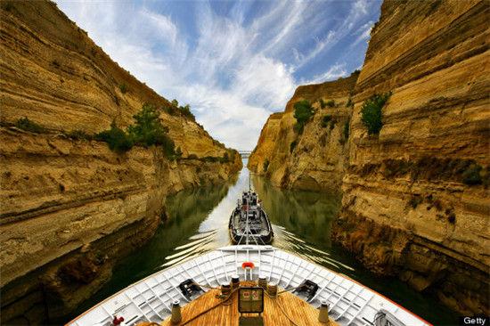 希腊科林斯运河