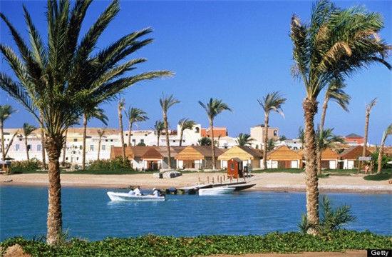 埃及艾尔古纳运河