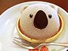 萌系列面包甜点