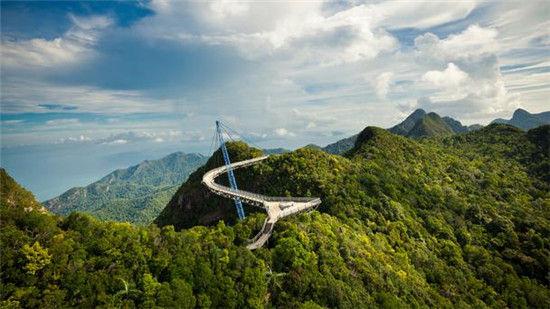 马来西亚的天空之桥