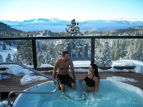 美国内华达州太浩湖的Ridge Tahoe度假酒店