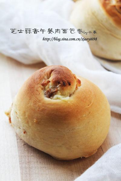 芝士蒜香面包