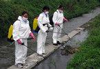 宁波打响灾后卫生防疫攻坚战