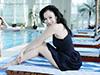 钟丽缇泳池写真