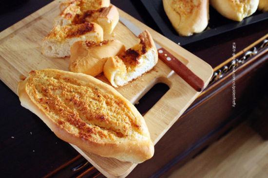 超级奶油的意式组图白鹭小食软香美味(公园)_附近的蒜蓉广场面包美食洲图片