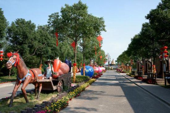 浅水湾农庄乡村欢乐世界