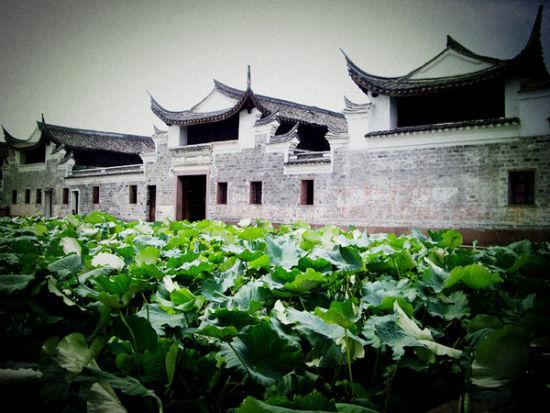 金秋十月玩转宁波小众旅游地走马塘(组图)
