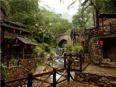 宁海森林温泉