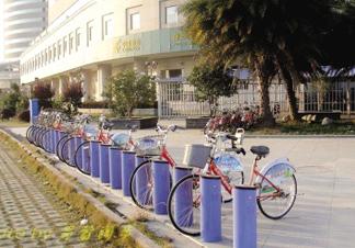 市客管局解答:非故意损坏公共自行车不用赔偿