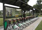 公共自行车满月亟需市民关爱