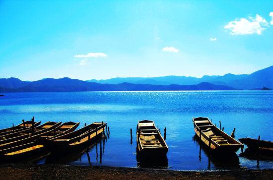 探神秘女儿国泸沽湖藏在四川的高原明珠(组图)