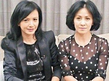 曾华倩VS刘嘉玲
