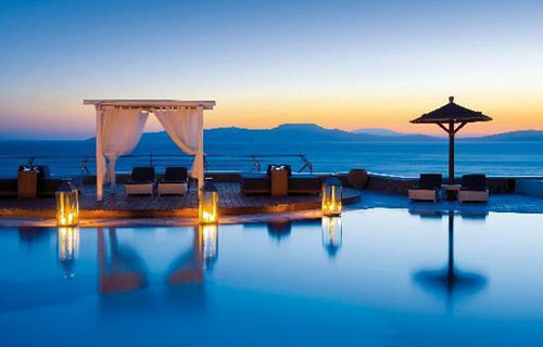 第一眼美景在拥有完美视野的十大酒店苏醒