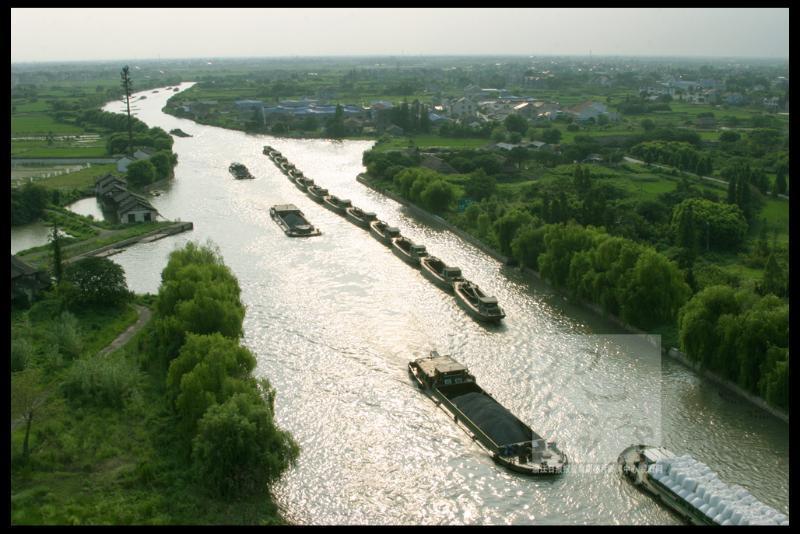 邂逅京杭大运河